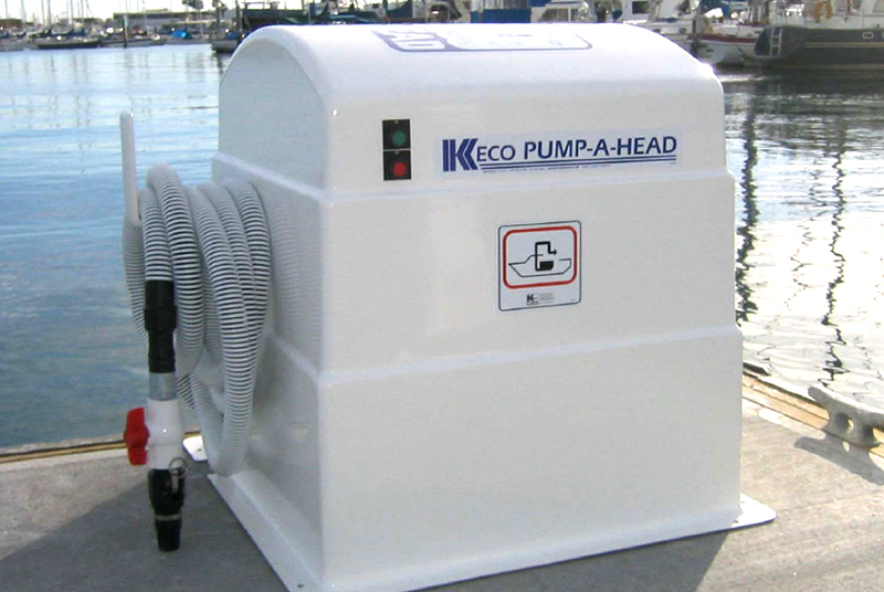 Marine Pump Out System